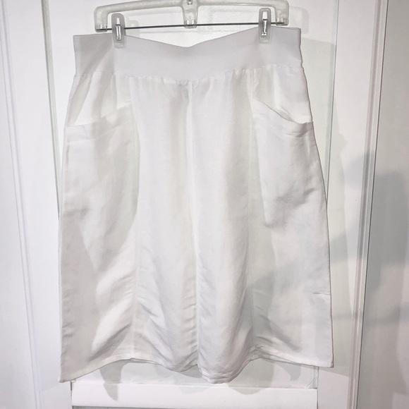 Christopher & Banks Dresses & Skirts - Christopher & Banks linen skirt